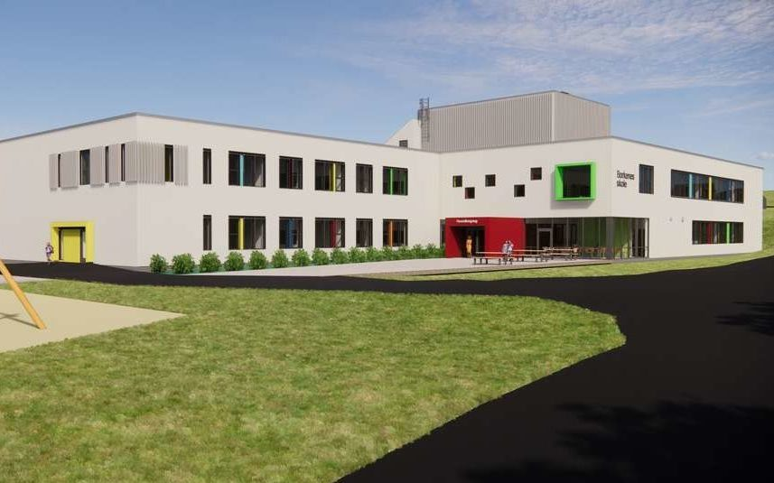 Borkenes skole